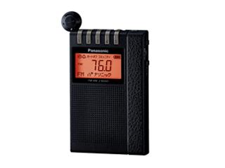 FM-AM 2バンドレシーバー RF-ND380R