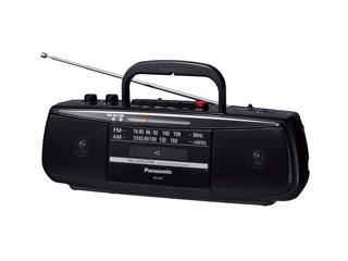 ステレオラジオカセットレコーダー RX-FS27