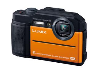 デジタルカメラ DC-FT7