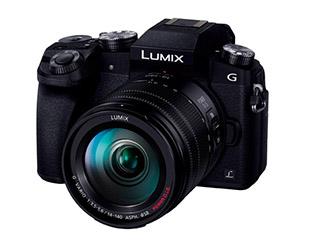 デジタル一眼カメラ/レンズキット(ブラック) DMC-G7H