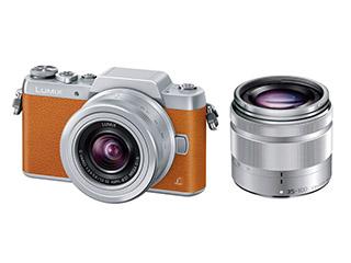 デジタル一眼カメラ/ダブルレンズキット DMC-GF7W