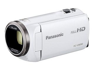 デジタルハイビジョンビデオカメラ HC-V360M