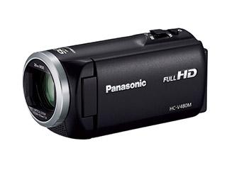 デジタルハイビジョンビデオカメラ HC-V480M