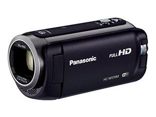 デジタルハイビジョンビデオカメラ HC-W570M