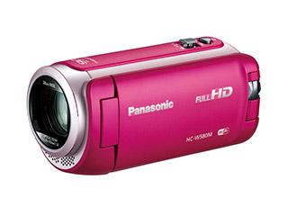 デジタルハイビジョンビデオカメラ HC-W580M