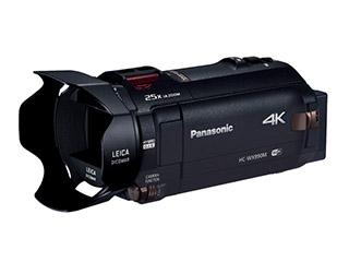 デジタル4Kビデオカメラ HC-WX990M