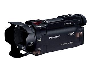 デジタル4Kビデオカメラ HC-WXF990M