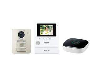 モニター壁掛け式ワイヤレステレビドアホンキット VL-SGZ30K