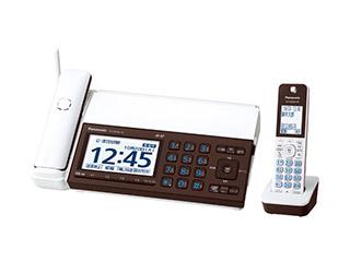 デジタルコードレス普通紙ファクス(子機1台付き) KX-PD102DL