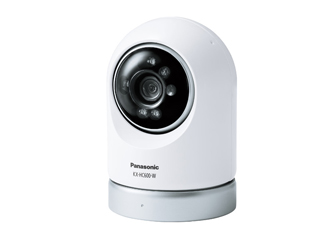 屋内スイングカメラ KX-HC600