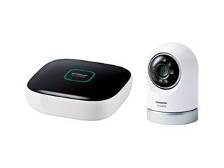 屋内スイングカメラキット KX-HC600K