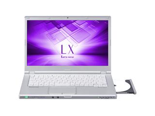 ノートパソコン Let's note (レッツノート) CF-LX6HD9QR