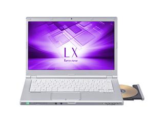 ノートパソコン CF-LX6HDAQR