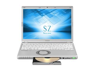 ノートパソコン Let's note (レッツノート) CF-SZ6JD3QR