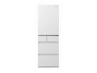 パナソニックパーシャル搭載冷蔵庫 NR-E414GV
