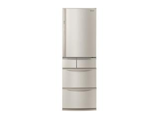 パナソニックパーシャル搭載冷蔵庫 NR-E414V