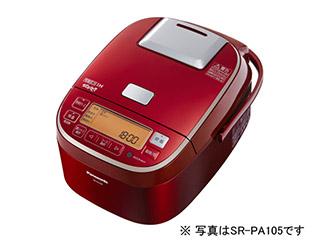 可変圧力IHジャー炊飯器 SR-PA185