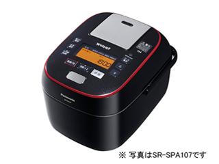 スチーム&可変圧力IHジャー炊飯器 SR-SPA187