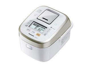 スチーム&可変圧力IHジャー炊飯器(ホワイト) SR-SPX104