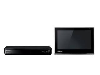 ブルーレイディスクプレーヤー付ポータブル地上・BS・110度CSデジタルテレビ UN-10D6