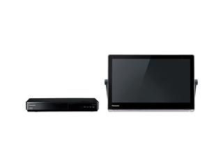ブルーレイディスクプレーヤー/HDDレコーダー付ポータブル地上・BS・110度CSデジタルテレビ UN-15TD8