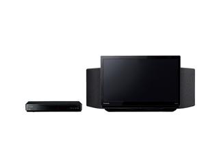 ブルーレイディスクプレーヤー/HDDレコーダー付ポータブル地上・BS・110度CS デジタルテレビ UN-19Z1