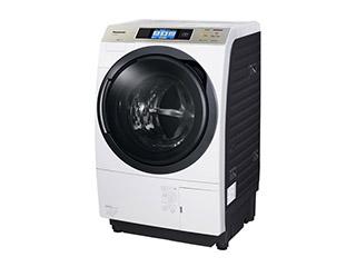 ドラム式電気洗濯乾燥機(クリスタルホワイト) NA-VX9500